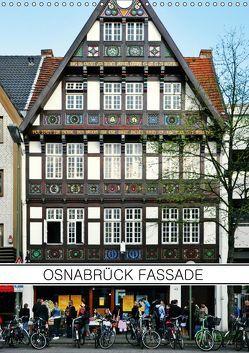 Osnabrück Fassade (Wandkalender 2019 DIN A3 hoch) von Dietrich,  Jörg