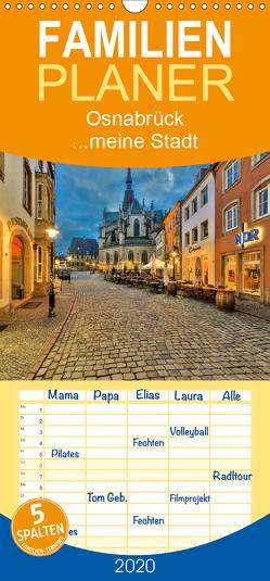 Osnabrück …meine Stadt – Familienplaner hoch (Wandkalender 2020 , 21 cm x 45 cm, hoch) von Krause,  Kurt