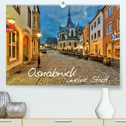 Osnabrück …meine Stadt (Premium, hochwertiger DIN A2 Wandkalender 2020, Kunstdruck in Hochglanz) von Krause,  Kurt