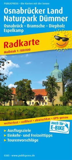 Osnabrücker Land – Naturpark Dümmer, Osnabrück – Bramsche – Diepholz – Espelkamp