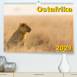 Ostafrika (Premium, hochwertiger DIN A2 Wandkalender 2021, Kunstdruck in Hochglanz) von Gerd-Uwe Neukamp,  Dr.