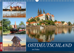 Ostdeutschland im Fokus (Wandkalender 2020 DIN A3 quer) von u.a.,  KPH