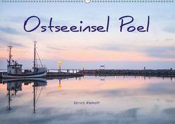 Osteeinsel Poel (Wandkalender 2019 DIN A2 quer) von Niehoff,  Ulrich