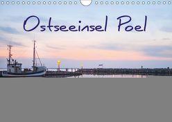 Osteeinsel Poel (Wandkalender 2019 DIN A4 quer) von Niehoff,  Ulrich