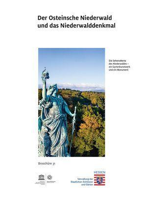 Der Osteinsche Niederwald und das Niederwalddenkmal von Weymann,  Elisabeth