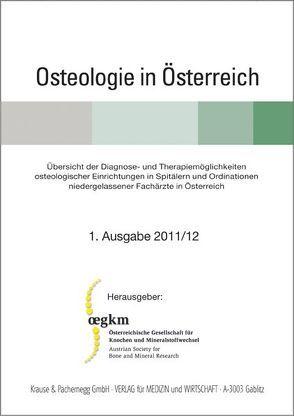 Osteologie in Österreich
