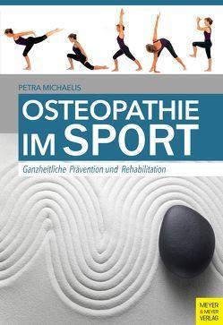 Osteopathie im Sport von Michaelis,  Petra