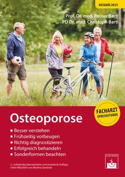 Osteoporose von Bartl,  C., Bartl,  R., Gewecke,  M.