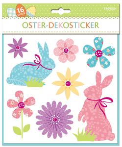 Oster-Dekosticker Vintage