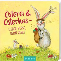 Osterei und Osterhas – Lieder, Verse, Reimespaß! von Hammerle,  Nina