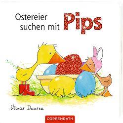 Ostereier suchen mit Pips von Dunrea,  Olivier