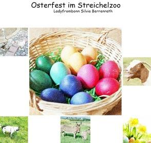 Osterfest im Streichelzoo von Berrenrath,  Silvia