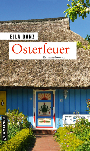 Osterfeuer von Danz,  Ella
