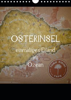 Osterinsel – einmaliges Eiland im Ozean (Wandkalender 2020 DIN A4 hoch) von Kolokythas,  Alexia