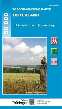 OSTERLAND mit Altenburg und Ronneburg