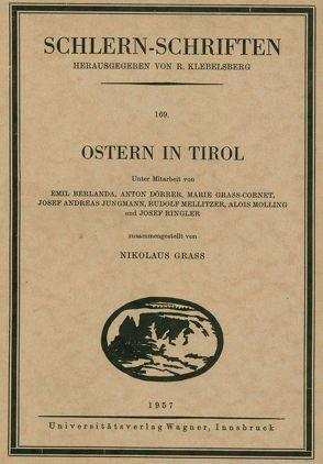 Ostern in Tirol von Grass,  Nikolaus