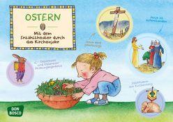 Ostern. Kamishibai Bildkartenset. von Funke,  Gertraud, Hebert,  Esther, Rensmann,  Gesa