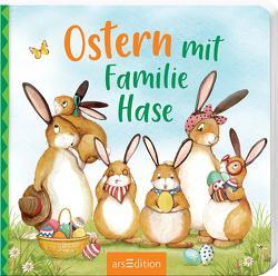 Ostern mit Familie Hase von Häfner,  Carla, Hudson,  Katy