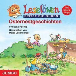 Osternestgeschichten von Koenig,  Christina, Leuenberger,  Marie