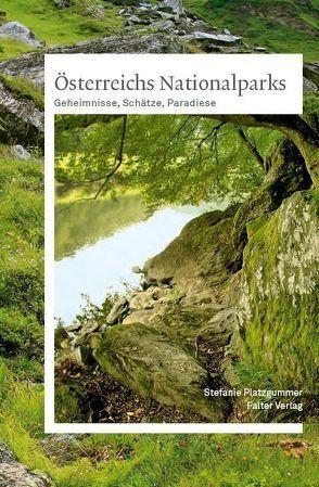 Österreichs Nationalparks von Platzgummer,  Stefanie