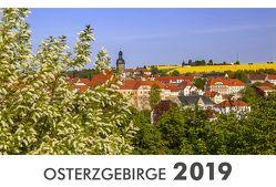 Osterzgebirge 2019 von K4 Verlag