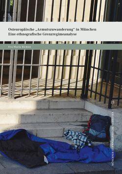 """Osteuropäische """"Armutszuwanderung"""" in München von Richter,  Eva-Maria"""