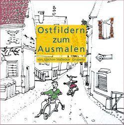 Ostfildern zum Ausmalen von Stallecker,  Joachim