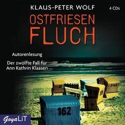 Ostfriesenfluch von Autorenlesung, Wolf,  Klaus-Peter