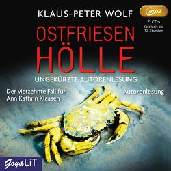 Ostfriesenhölle (ungekürzt) von Wolf,  Klaus-Peter