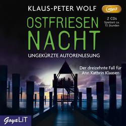 Ostfriesennacht von Wolf,  Klaus-Peter