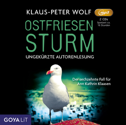 Ostfriesensturm von Wolf,  Klaus-Peter