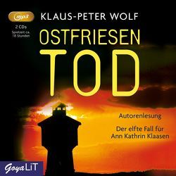 Ostfriesentod (MP3) von Wolf,  Klaus-Peter