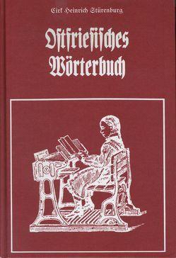 Ostfriesisches Wörterbuch von Stürenburg,  Cirk H