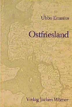 Ostfriesland von Emmius,  Ubbo, Waterbolk,  E H