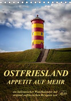 Ostfriesland – Appetit auf mehr / Geburtstagskalender (Tischkalender 2020 DIN A5 hoch) von Roder,  Peter