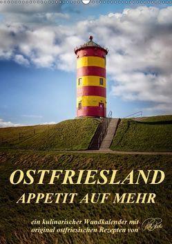 Ostfriesland – Appetit auf mehr / Geburtstagskalender (Wandkalender 2018 DIN A2 hoch) von Roder,  Peter