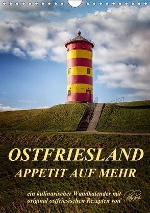 Ostfriesland – Appetit auf mehr / Geburtstagskalender (Wandkalender 2018 DIN A4 hoch) von Roder,  Peter
