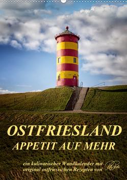 Ostfriesland – Appetit auf mehr / Geburtstagskalender (Wandkalender 2020 DIN A2 hoch) von Roder,  Peter
