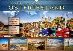 Ostfriesland – Appetit auf mehr (Wandkalender 2018 DIN A3 quer) von Roder,  Peter