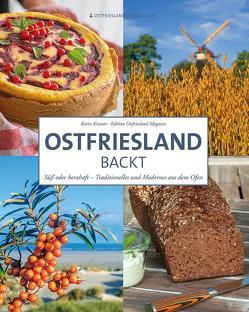 Ostfriesland backt von Krämer,  Karin, Ostfriesland Verlag
