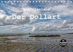 Ostfriesland – Der Dollart (Tischkalender 2019 DIN A5 quer) von Poetsch,  Rolf