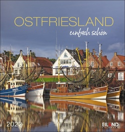 Ostfriesland einfach schön Postkartenkalender 2022 von Eiland