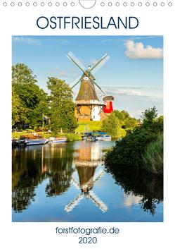 Ostfriesland – Fotos von Forstfotografie.de (Wandkalender 2020 DIN A4 hoch) von forstfotografie.de