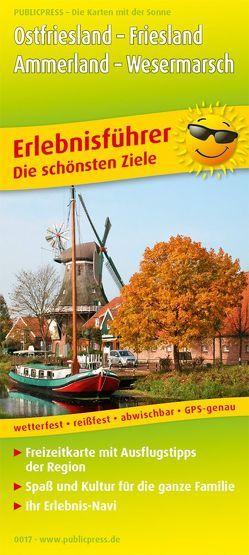 Ostfriesland, Friesland, Ammerland & Wesermarsch