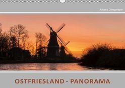 Ostfriesland Panorama (Wandkalender 2019 DIN A3 quer) von Dreegmeyer,  Andrea