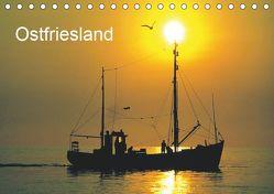 Ostfriesland (Tischkalender 2019 DIN A5 quer) von / Boyungs / Großmann / Steinkamp,  McPHOTO