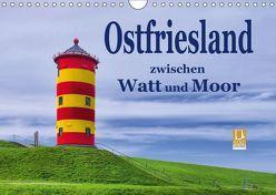 Ostfriesland – zwischen Watt und Moor (Wandkalender 2019 DIN A4 quer)