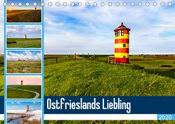 Ostfrieslands Liebling (Tischkalender 2019 DIN A5 quer) von Dreegmeyer,  Andrea