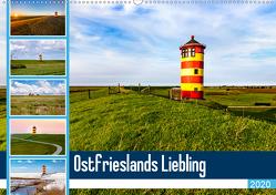 Ostfrieslands Liebling (Wandkalender 2019 DIN A2 quer) von Dreegmeyer,  Andrea