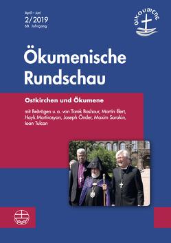 Ostkirchen und Ökumene von Sahm,  Gisela